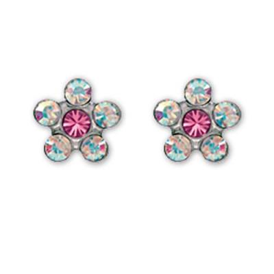 Sergi-Inverness-120st-Flower-Crystal-Rosa-TITANIUM