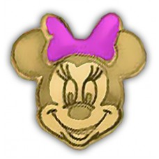 Серьги Inverness 807-1 Disney-Minni