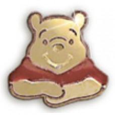 Серьги Inverness 834-1 Disney - Winnie Pooh