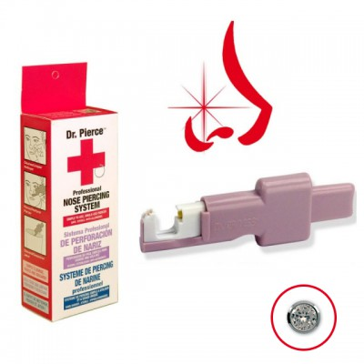 Инструмент для прокола носа Inverness Dr. Pierce IN120*
