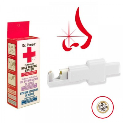 Инструмент для прокола носа Inverness Dr. Pierce IN956070